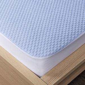 4Home Cooler körgumis hűsítő matracvédő, 140 x 200 cm + 30 cm, 140 x 200 cm