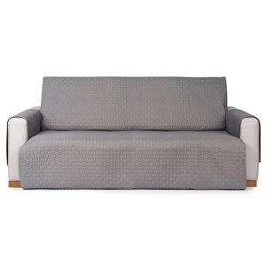 4Home Doubleface ülőgarnitúra-takaró szürke/világosszürke, 180 x 220 cm, 180 x 220 cm