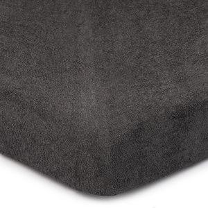 4Home frottír lepedő  sötétszürke, 180 x 200 cm