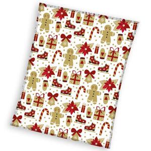 Ajándékok filc takaró, 150 x 200 cm