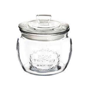 Altom Üveg élelmiszer tároló, gömbölyű , 475 ml