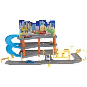 Big garage  gyerekjáték szet, 62 x 31 x 33 cm