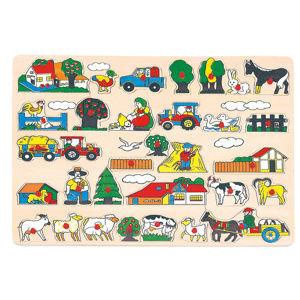 Bino Farm puzzle