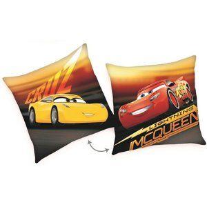 Cars McQueen Cruz párna, 40 x 40 cm
