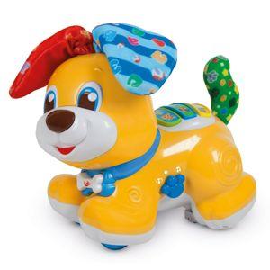 Clementoni Interaktív kutyus KUK, 22 cm