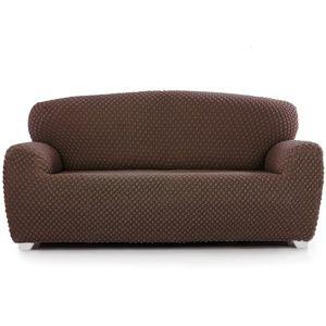 Contra multielasztikus fotelhuzat barna  , 70 - 110 cm