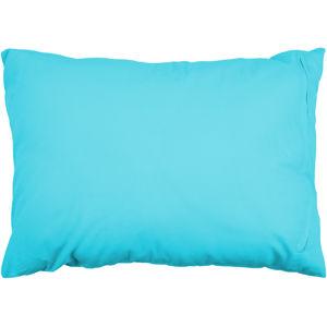 Doubleface UNI párnahuzat, kék, 50 x 70 cm, 50 x 70 cm