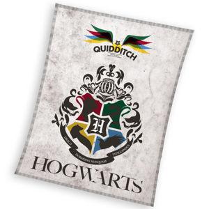 Harry Potter Kviddics gyermek takaró, 130 x 170 cm