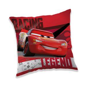 Jerry Fabrics Cars Legend párna, 40 x 40 cm