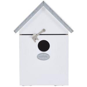 Koopman Bird family madáretető, fehér