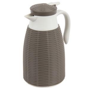 Koopman termosz palack, 1 l, szürke