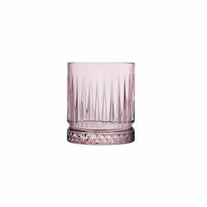 Mäser Elysia 4 részes üvegpohár készlet 355 ml, rózsaszín