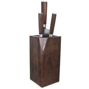 Orion Wooden fa késtartó állvány