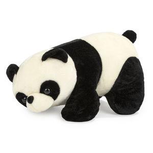 Panda plüss játék, 40 cm