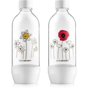 SodaStream Palack Jet 2 x 1 l Téli virágok