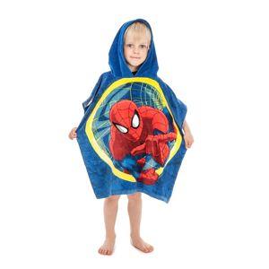 Jerry Fabrics Spiderman gyermek poncsó, 60 x 120 cm