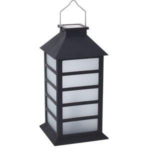 Stacy szolár LED lámpás, 14 x 27 cm