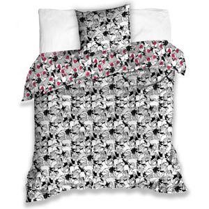 Szilveszter, a kandúr gyermek szatén ágynemű, 140 x 200 cm, 70 x 90 cm