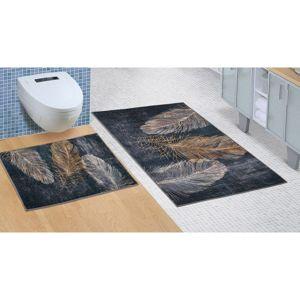 Toll fürdőszobai készlet kivágás nélkül, 60 x 100 cm, 60 x 50 cm