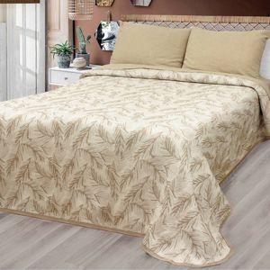Tropicalia ágytakaró, bézs, 240 x 260 cm, 240 x 260 cm