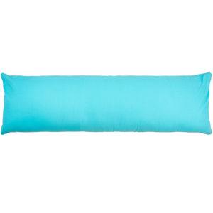 UNI Pótférj relaxációs párnahuzat kék, 55 x 180 cm, 55 x 180 cm