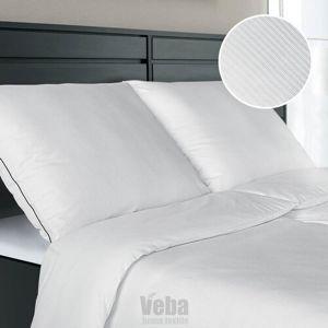 Veba Geon JIN és JANG damaszt ágynemű, fehér, 140 x 220 cm, 70 x 90 cm, 140 x 220 cm, 70 x 90 cm